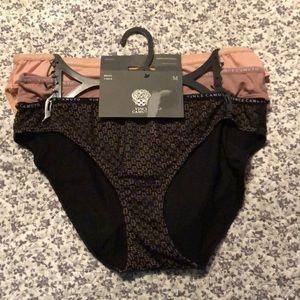 3 pack of bikini panties